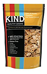 Kind, Granola Clusters Oats And Honey, 11 Ounce