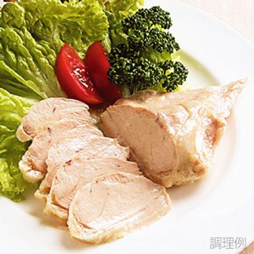 アサヒブロイラー)蒸し鶏 500g