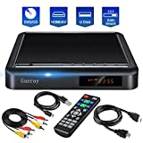 DVD Player for TV CD Player Portable Disc Player with Full HD Gueray Upscaling...