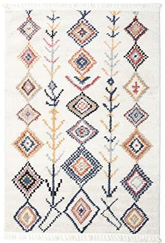 RugVista Rauma - naturweiß Teppich 120x180 Moderner Teppich