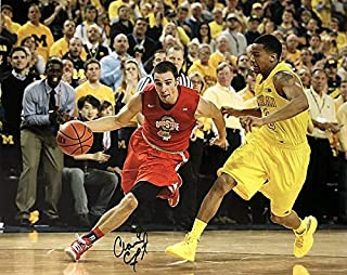 Aaron Craft Ohio State Buckeyes 16-3 16x20 Autographed Signed Photo - Certified Authentic