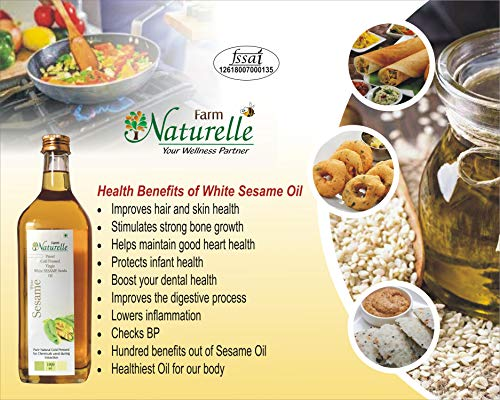 Natural Peanut Oil for Cooking – Heart Health + Cholesterol Free + No Preservatives
