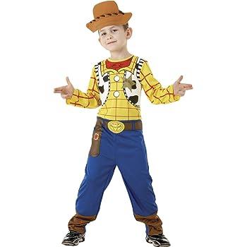 Toy Story - Disfraz de Woody clásico en caja para niño, infantil 3 ...