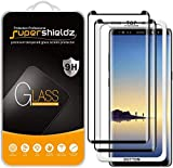 (2 Pack) Supershieldz for Samsung Galaxy Note 8 Tempered Glass...