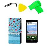 Wallet Flip Pouch Phone Cover Case + Extreme...