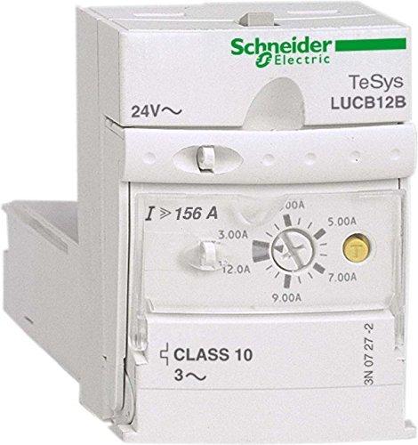Schneider Schneider LUCB12BL 3-12A 24VDC - Unità di comando per interruttore di alimentazione 3389110364095