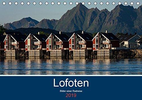 Lofoten 2019 - Bilder einer Radreise (Tischkalender 2019 DIN A5 quer): Die Lofoten, faszinierende Landschaftsaufnahmen einer Region nördlich des ... (Monatskalender, 14 Seiten ) (CALVENDO Orte)
