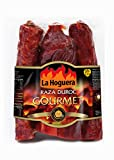 La Hoguera - pack Duroc Salchichón extra 200g, Cabecero de lomo extra 400g y Chorizo extra 200g.