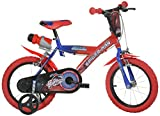 Robbie Toys Dino Bikes 143G-SA 14-Inch Spiderman Bicycle