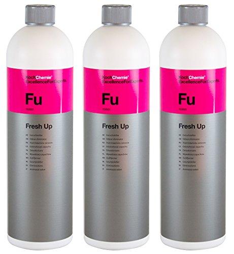 Koch Chemie 3X Fu Fresh Up - Ambientador antiolores