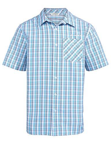 Photo of VAUDE Men's Albsteig Shirt II Shirt – White, X-Large