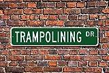 VGSH Trampolining-Schild Trampolin, Trampolin, Geschenk, Trampolin, Trampolin, Geschenk, Custom...