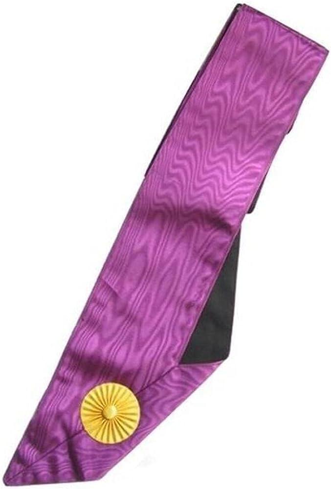 Masonic Memphis Misraim Honorary Collar - 20 Years