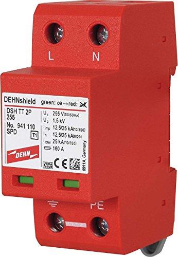 Dehn 941110Kombinierte Ableiter monofasico dsh-tt-2p-255