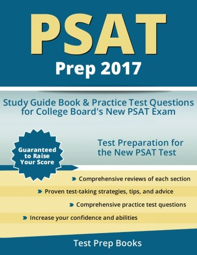 PSAT Prep 2017: Study Guide Book & Practice Test Questions for College...