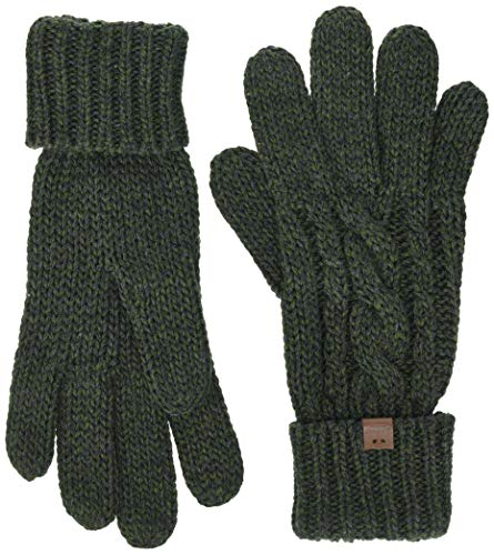 Barts Herren Twister Gloves Winter-Handschuhe, Lime, Uni