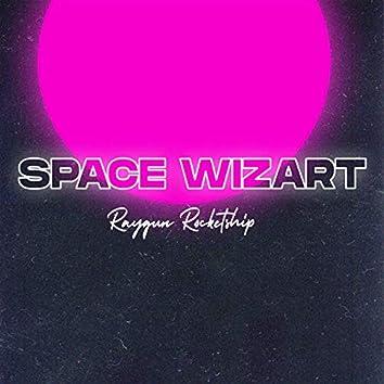 Raygun Rocketship