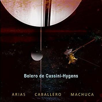 Bolero de Cassini-Huygens (feat. Antonio Arias, Jose A. Caballero)