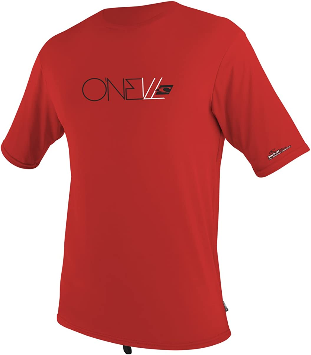 O'Neill Youth Premium Skins Upf Al sold out. Shirt 50+ Sun Sleeve Max 42% OFF Short