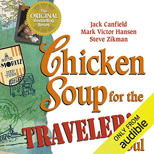 『Chicken Soup for the Traveler's Soul』のカバーアート