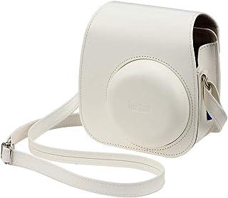 Fujifilm Funda Instax Piel Mini 11 Blanca