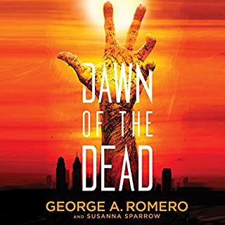 Dawn of the Dead cover art