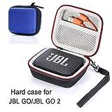 L3 Tech Estuche para JBL Go/JBL GO 2, Estuche rígido para Transporte de Viaje para...