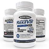 RexaVar - Male Enhancement Supplement - 60 Capsules - 1 Month Supply