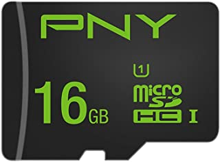 PNY Performance MicroSDXC Memory Card 8 GB Class 10 50 MB/s