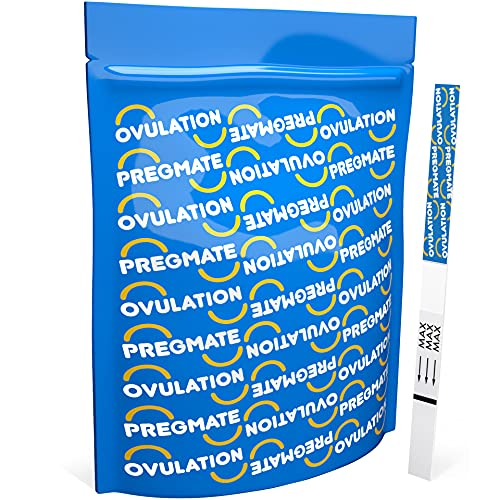 PREGMATE 10 Ovulation Test Strips Predictor Kit (10 Count)