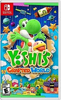 Yoshi s Crafted World - Nintendo Switch
