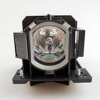 CTLAMP DT01091 Replacement Projector Lamp General Lamp/Bulb with Housing for HITACHI CP-AW100N / CP-D10 / CP-DW10N / ED-AW...