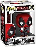 Funko Pop! Marvel X-Men: Deadpool Playtime - Bedtime Deadpool in Robe Vinyl Figure