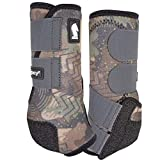 Dulamy&Finove Legacy2 Front Support Boot Camo Large