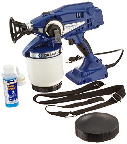 of graco airless sprayers dec 2021 theres one clear winner Graco 16N659 TrueCoat Plus II Paint Sprayer