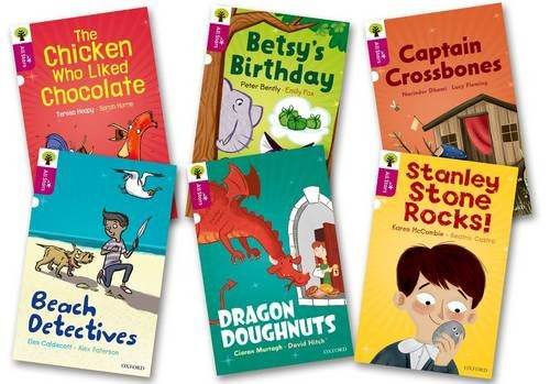 Oxford Reading Tree All Stars: Oxford Level 10: Pack