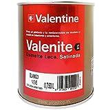 Valentine Valentine Esmalte Laca Satinada Blanco Nieve 750 ML