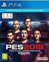Pro Evolution Soccer 2018 Legendary Edition (PS4) (輸入版)