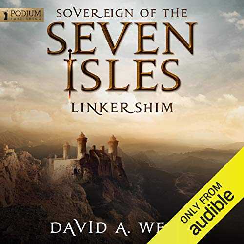 Linkershim audiobook cover art