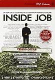 Inside Job. DVD. Con Libro