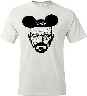walter white disney shirt