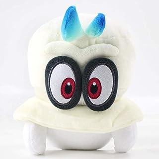 Peluches 20cmアニメDibujos Animados Juego de Juguete de Fellpa Odyssey White Cappy人形Muñecode Peluche Suave ParaNiñosRegalos