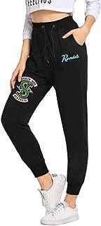 Yesgirl Riverdale Southside Serpents Pantalones De Chándal Estampados para Hombres De Las Mujeres Ocasionales Damas Niñas ...