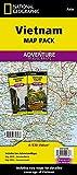 Vietnam, Map Pack Bundle: Travel Maps International Adventure/Destination Map (National Geographic Adventure Map) [Idioma Inglés]