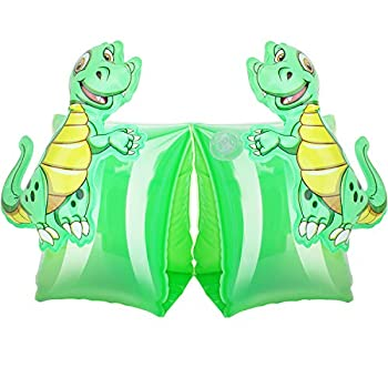 dinosaur floaties