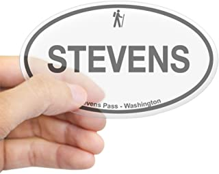 stevens pass stickers