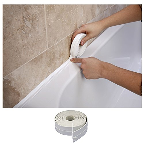 Froomer 1 Wall Sealing Strip Wanddichtband, weiß, einheitsgröße