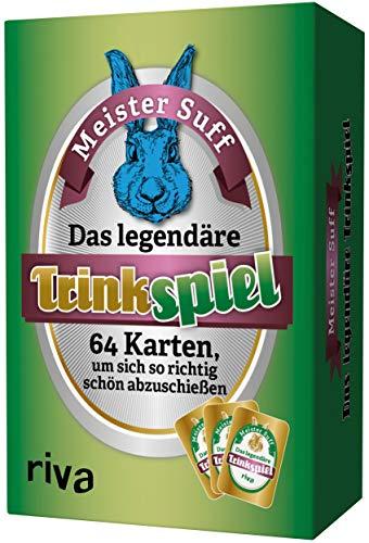 Das legendäre Trinkspiel. 64 Karten, um sich so richtig schön abzuschießen