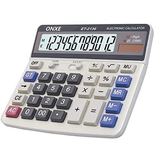 Calculator, ONXE Standard Function Electronics Desktop Calculators,...