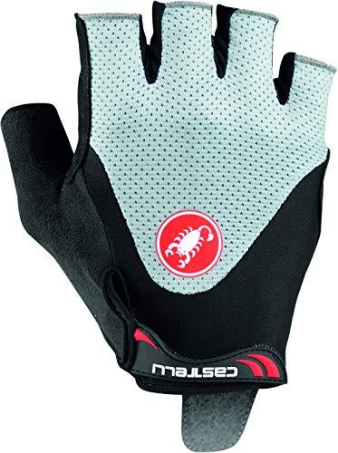 Castelli Mens Arenberg Gel 2 Glove, Vortex Gray, L